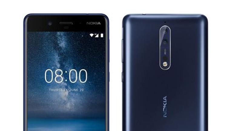 Amiral gemisi Nokia 8'in canlı görüntüleri sızdırıldı