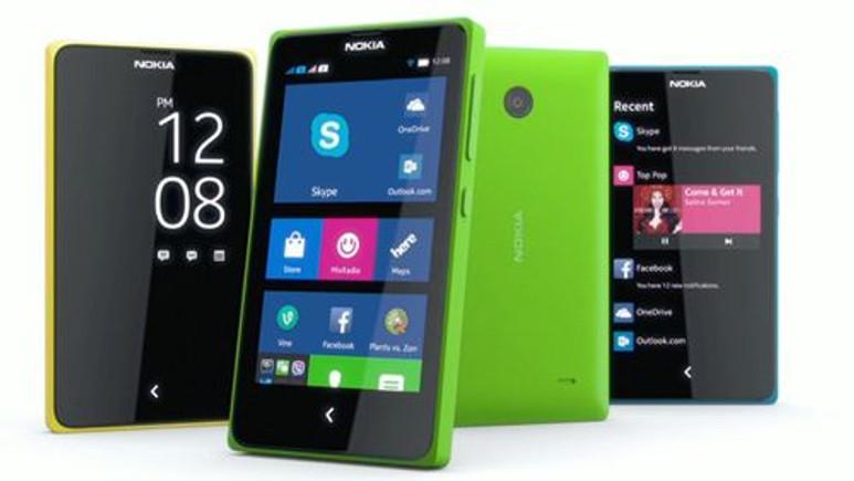 Androidli Nokia X, Çin'de 1 milyon ön sipariş aldı