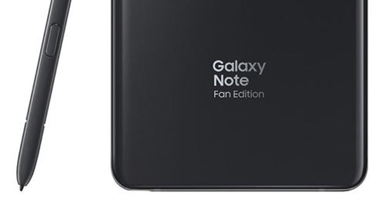 Galaxy Note FE kutusundan çıktı!