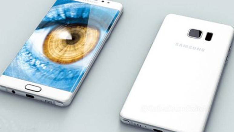 Galaxy Note 7'nin resmi görselleri ortaya çıktı!