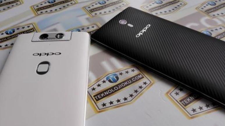 Oppo N3 ve Oppo Find 7 fotoğraf karşılaştırma