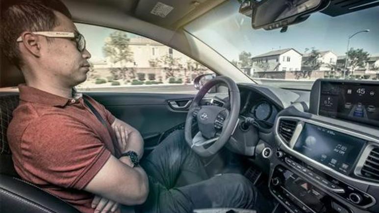 Sürücüsüz otomobiller için dünyanın en büyük test alanı