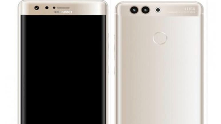 Huawei P10 Plus'ın görüntüsü sızdırıldı