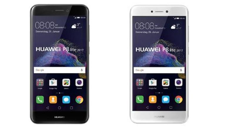 Huawei P8 Lite (2017) satışa sunuldu! İşte özellikleri ve fiyatı!
