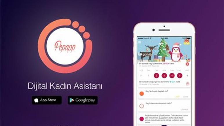 Kadınlarla 'tatlım' diye hitap eden sanal asistan: Pepapp