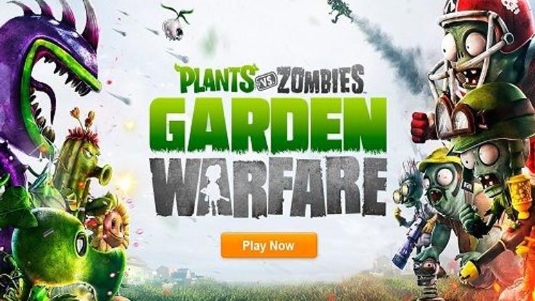 Plants vs. Zombies: Garden Warfare'ın yeni paketi yayınlandı