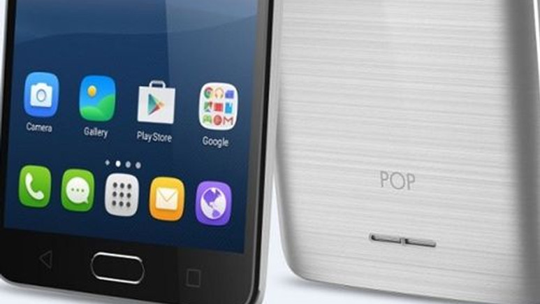 Uygun fiyatlı Alcatel POP 4S Türkiye'de satışa sunulacak!