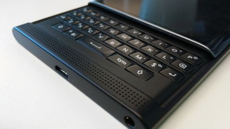 Androidli BlackBerry Priv ne kadar sağlam? (Video)