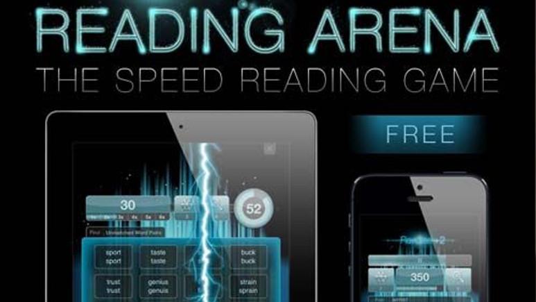 Reading Arena iPad, iPhone ve iPod Touch uygulaması çıktı!