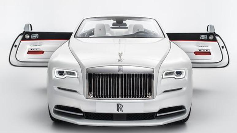 Rolls-Royce Couture koleksiyonu duyuruldu