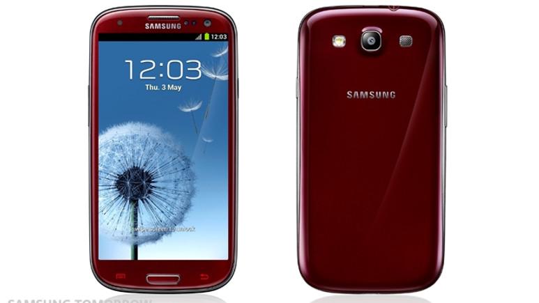 Samsung Galaxy S 3'e S Health uygulaması geliyor!