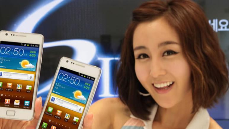 'Smiley'ler Samsung'un başına bela oldu, dava açıldı!