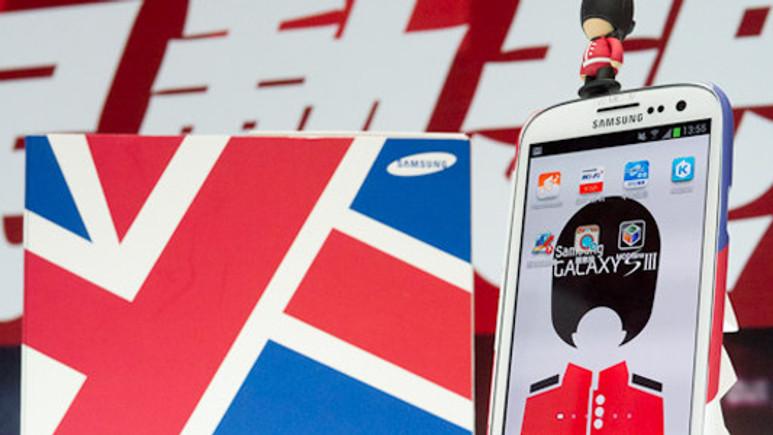 Samsung Galaxy S III Yaz Olimpiyat Oyunları versiyonu çıktı!