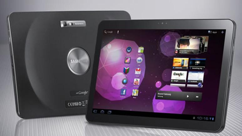 Samsung Galaxy Tab 2 - İnceleme