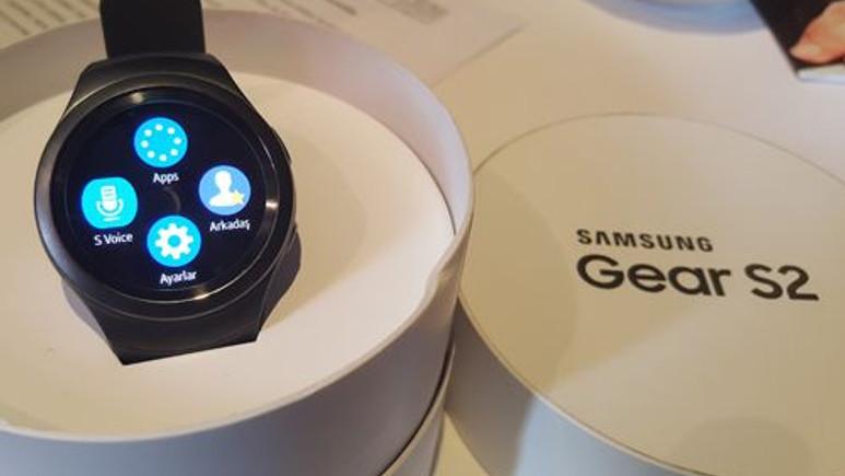 Samsung Gear S2 Türkiye Lansmanı Gerçekleşti