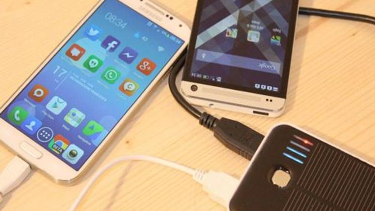 Cep telefonlarında şarj sorunu bitiyor!