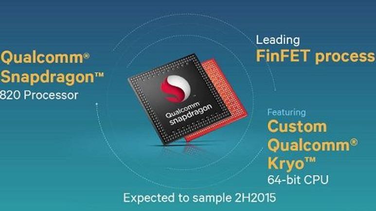 Snapdragon 820 başarılı olacak mı?