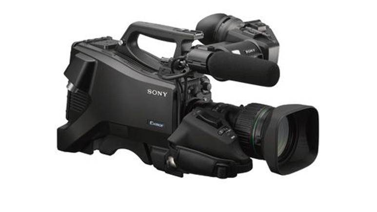 Sony, 4K ve HDR destekli yeni kamerasını tanıttı