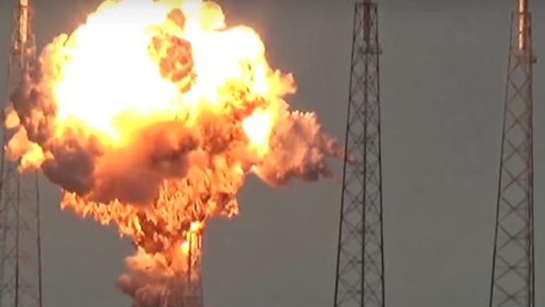SpaceX roketinin patlamasına neden olan şey belli oldu