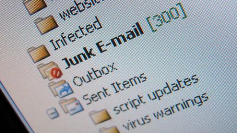 Türkiye'de istenmeyen e-posta oranı %140 arttı
