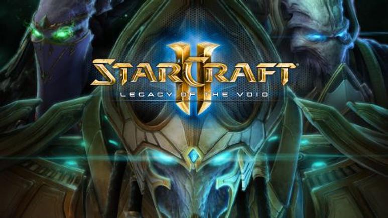 StarCraft 2 Legacy Of The Void İlk Gününde Rekor Satış Yaptı