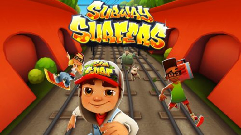 Süper koşu oyunu Subway Surfers Windows Phone'da!