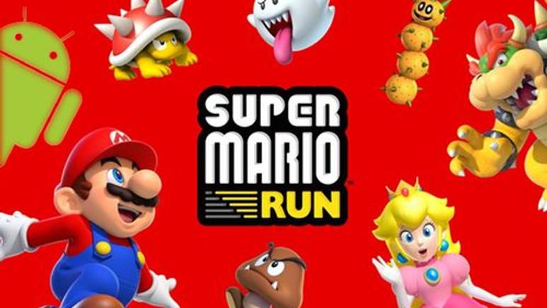 Super Mario Run, Android'e gelecek mi?