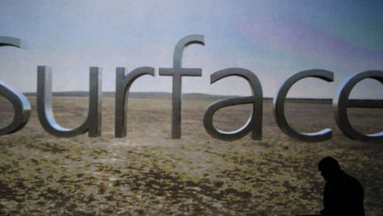 İşte Surface tabletin ilk TV reklamı!