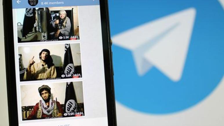 Telegram, IŞİD ile ilgili kanalları engelliyor!