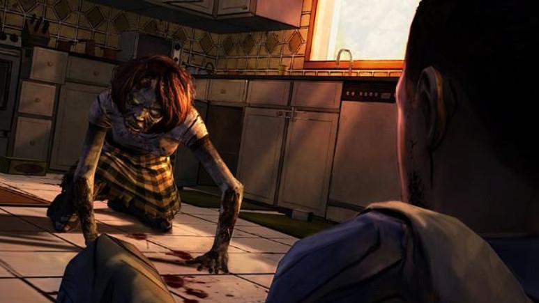 The Walking Dead'dan ilk oynanış görüntüleri geldi!