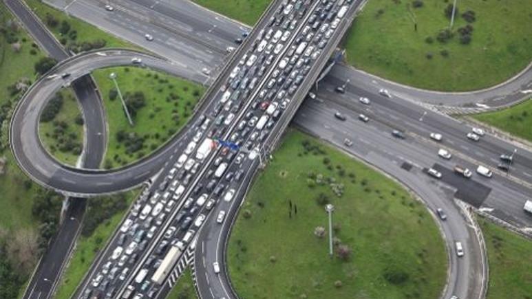 İstanbul trafik sıkışıklığında dünyada ilk sıraya çıktı