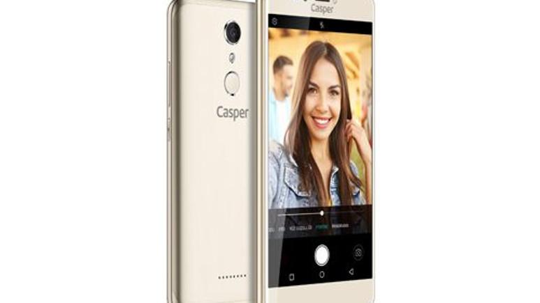 Casper VIA M3 portre moduyla dikkat çekiyor