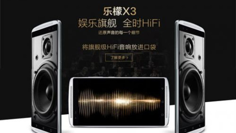 Lenovo Vibe X3 ve X3 Lite resmi: özellikleri, fiyatları ve görüntüleri