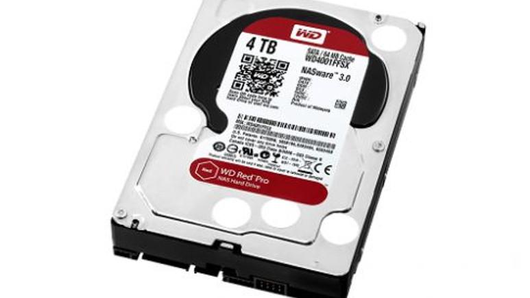Western Digital WD4001FFSX RED Pro 4TB HDD İncelemesi