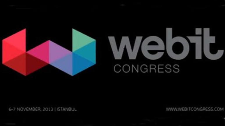 Teknoloji devleri İstanbul WEBIT'te buluşuyor!