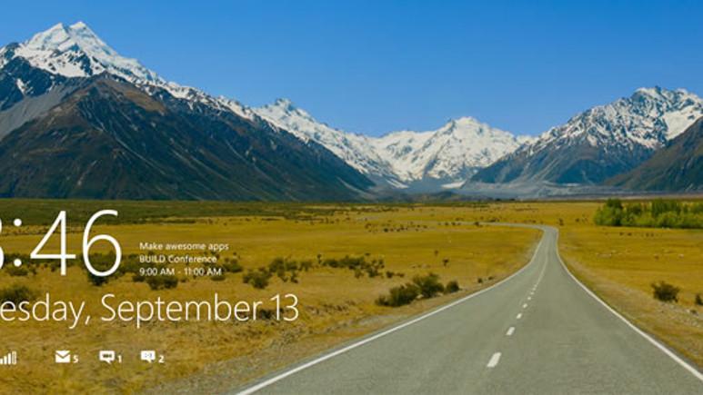 Windows 8 Pro'ya dair bilgiler sızdırıldı!