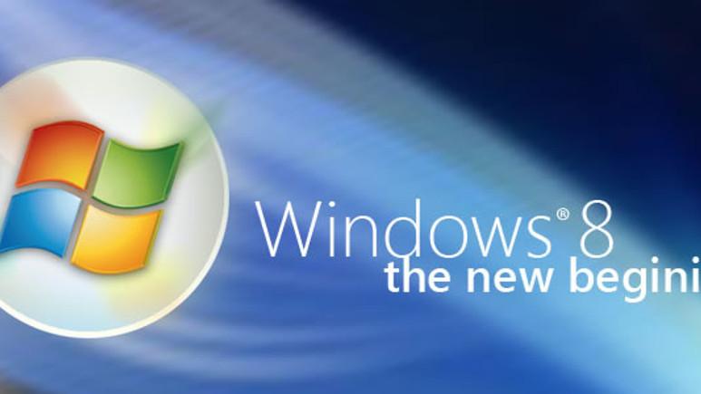 Windows 8'in yeni logoları sızdı!