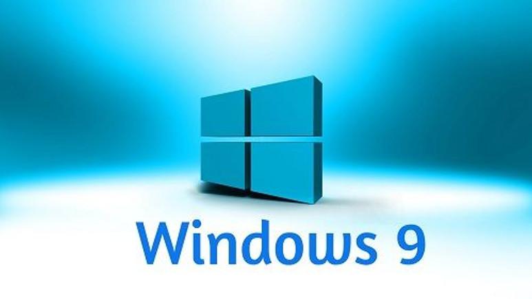 """Windows 9'un """"Başlat Menüsü"""" görüntülendi"""