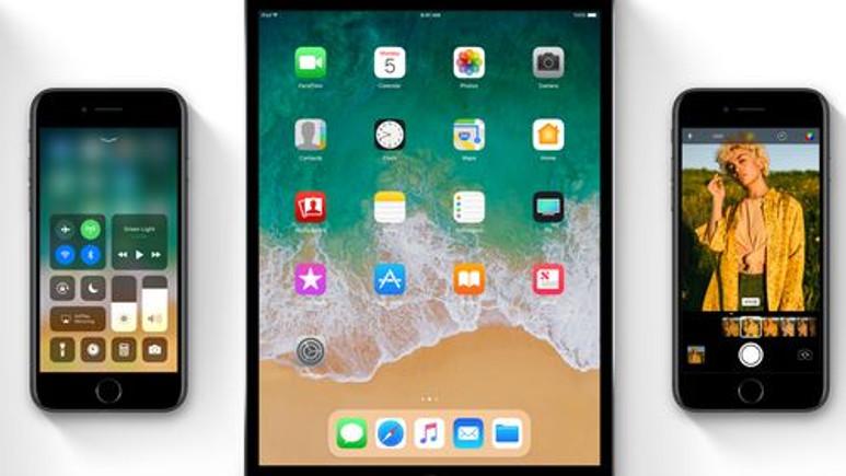 iOS 11 güncellemesi alacak iPhone ve iPad modelleri