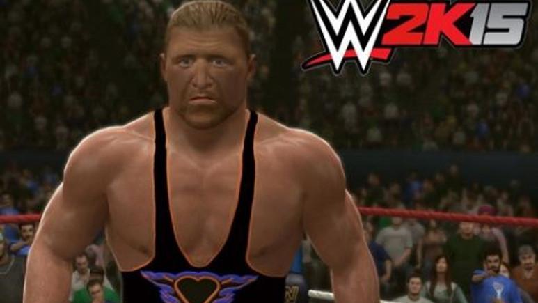 WWE 2K15'te Chris Benoit karakteriniz varsa, banlanabilirsiniz!