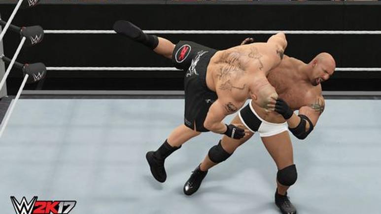 WWE 2K17 Windows platformuna geliyor!