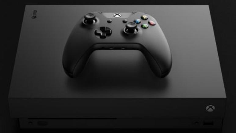 Dünyanın en güçlü konsolu Xbox One X tanıtıldı!