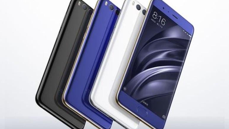 Xiaomi Mi 6, 11 renkte geliyor