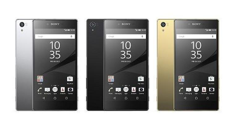 Sony Xperia Z5 parçalara ayrıldı