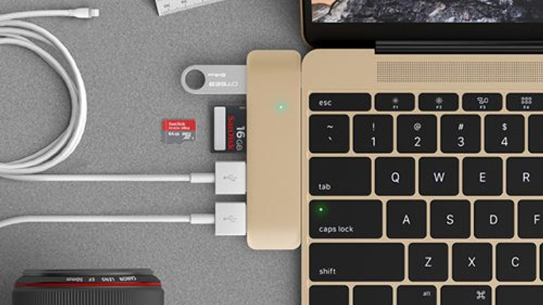 Yeni MacBook İçin USB Type-C Adaptörü Satışa Çıktı