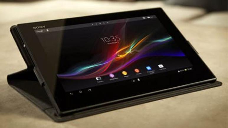 Sony Xperia Z4  Tablet işkence testleri! (Video)