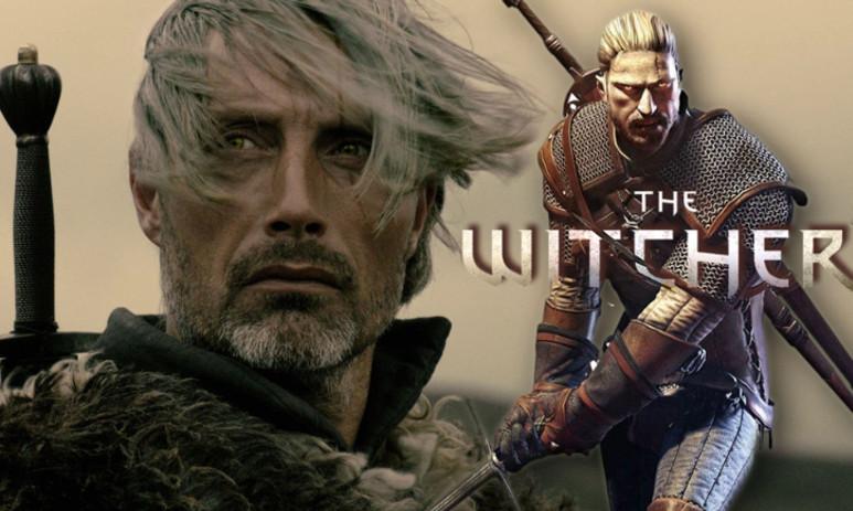 Witcher dizisinin yayın tarihi açıklandı!