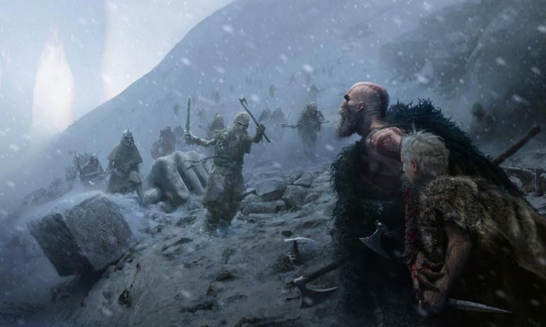 God of War'ın yönetmeninin duygusal anları