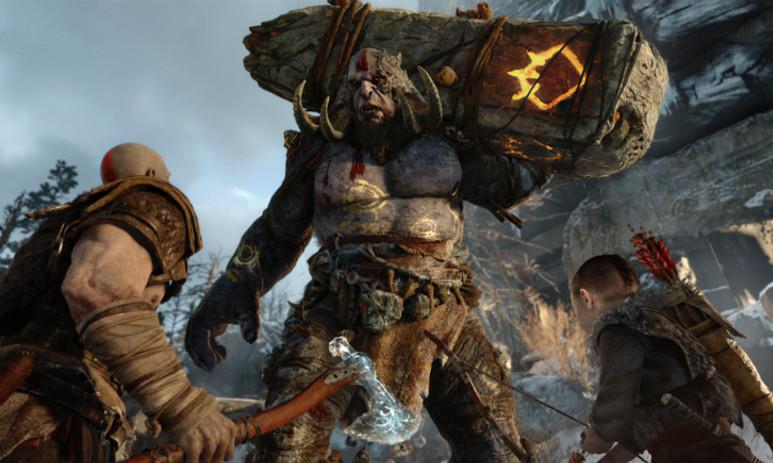 God of War listelerde birinci!