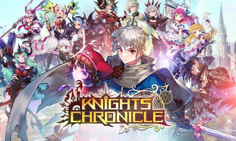 Knights Chronicle tüm dünya ile aynı anda Türkiye'de!